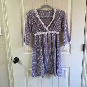 Belabumbum Intimates & Sleepwear - Belabumbum nursing / maternity nightgown